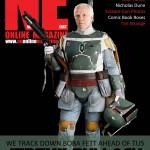 NE issue Black cover