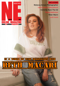 NE Online Magazone Issue 32 With Beth Macari